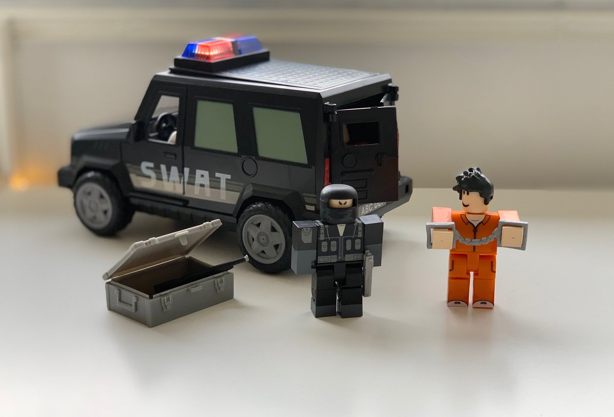 Badimo On Twitter Whoa A Jailbreak Swat Unit Toy From