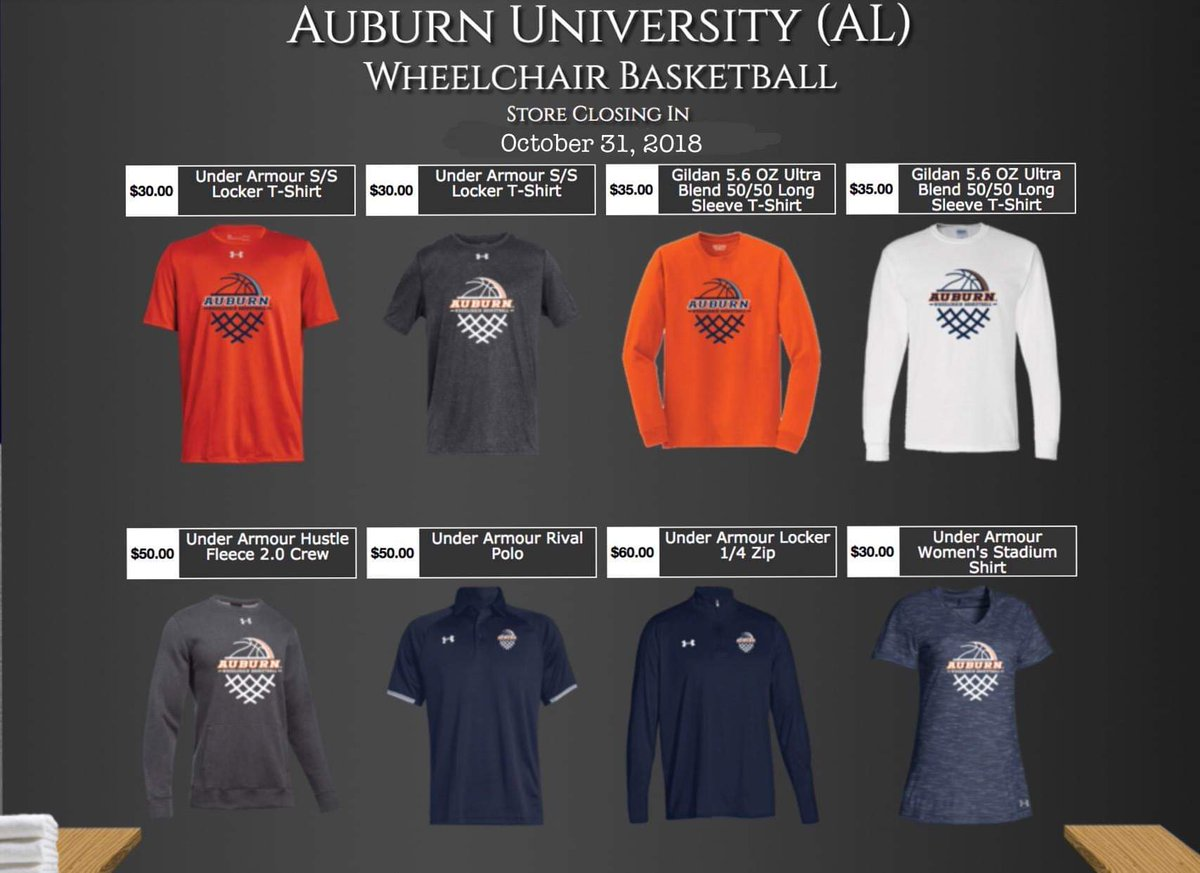 Au Wheelchair Bball On Twitter Get Your Auburn University