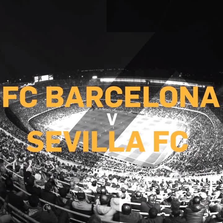 ⚽️ #BarçaSevilla �� La Liga �� 20/10/2018 ⏰ 20:45 CET �� @Betfair  ���� Força Barça https://t.co/eMHXqbmGjp
