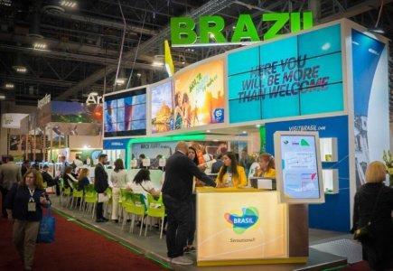 🌎✈️ @IMEX_Group rende bons negócios para destinos brasileiros https://t.co/jhOHKwYsRG  👉 Realizada em Las Vegas, nos EUA, a feira tem foco no turismo de negócios e promoveu encontro entre os profissionais brasileiros e internacionais #IMEX2018 #IMEX