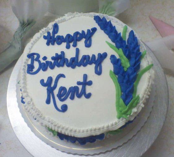 Kent C Dodds On Twitter Awe Thanks Ha Where Did You Find A Cake With My Name On It