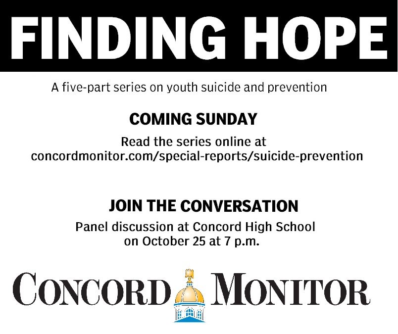 Concord Monitor News On Twitter Sunday We Will Begin A Series