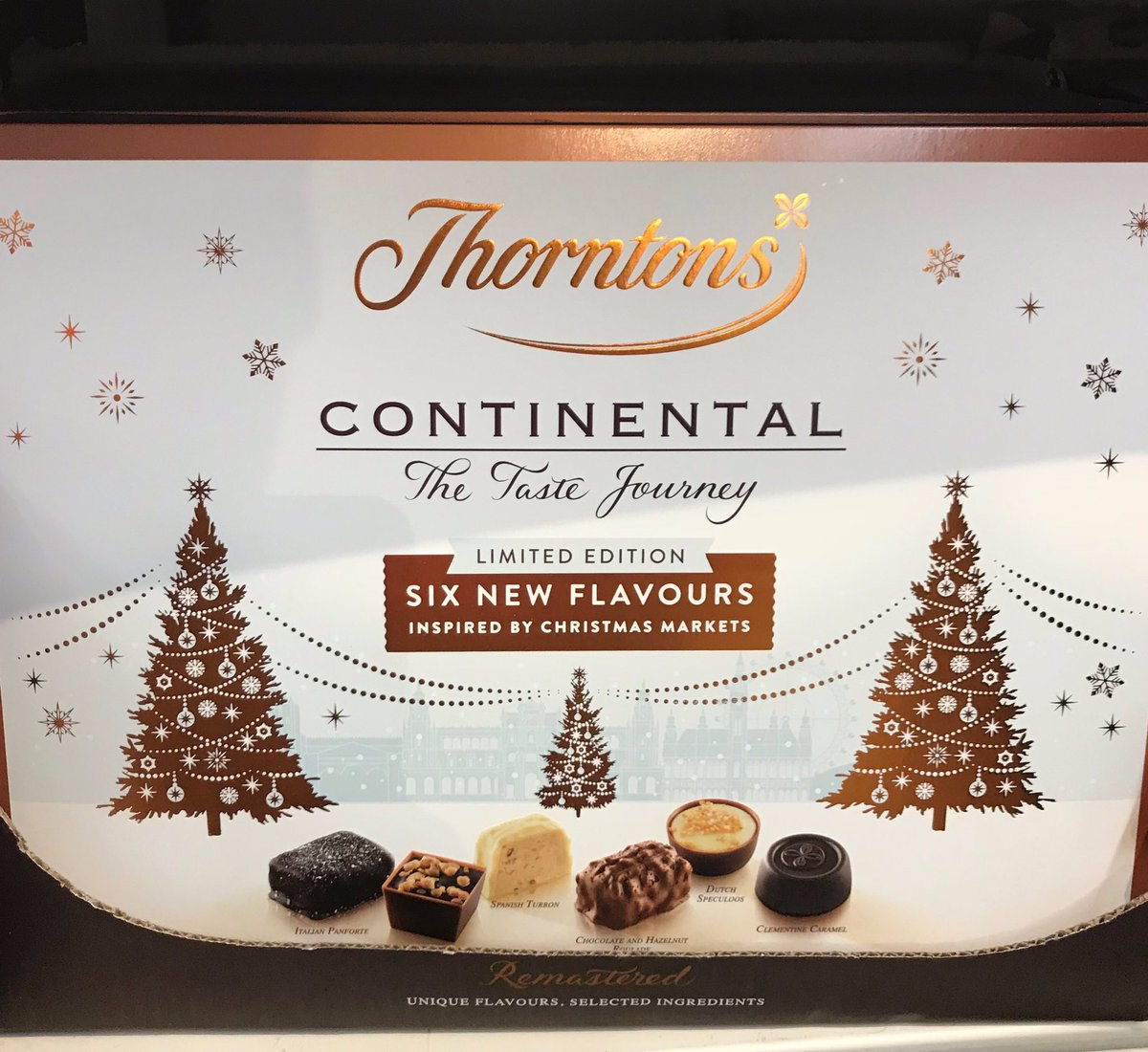 Well This Is New On Twitter Thorntons Continental