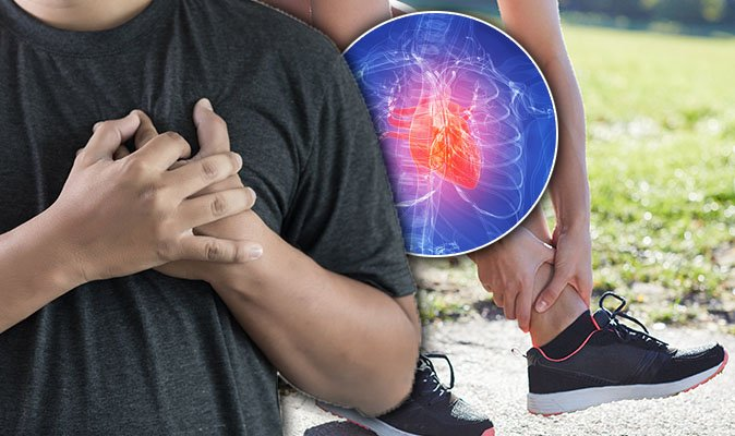 Heart attack warning - why you should never ignore this foot symptom https://t.co/NZ2D8QV6I3