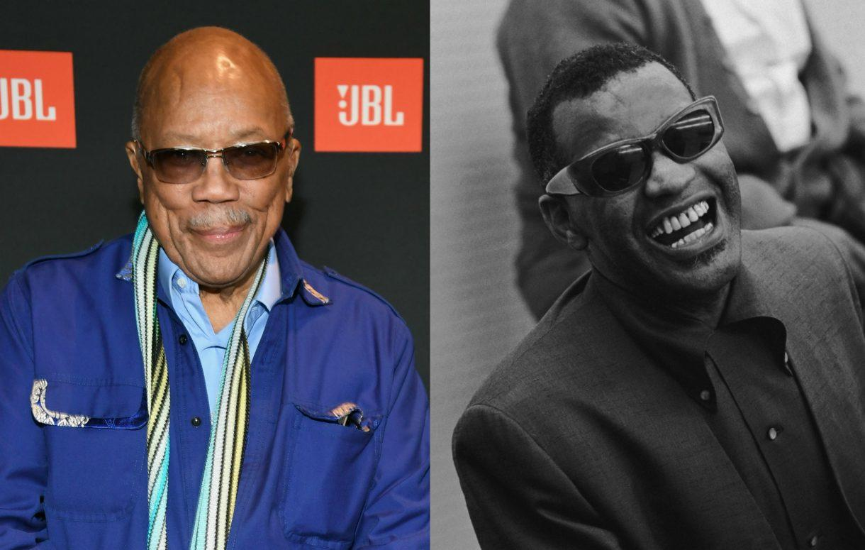 Quincy Jones claims Ray Charles introduced him to heroin https://t.co/rXdt3TGQWl https://t.co/mDGMXNp3kH