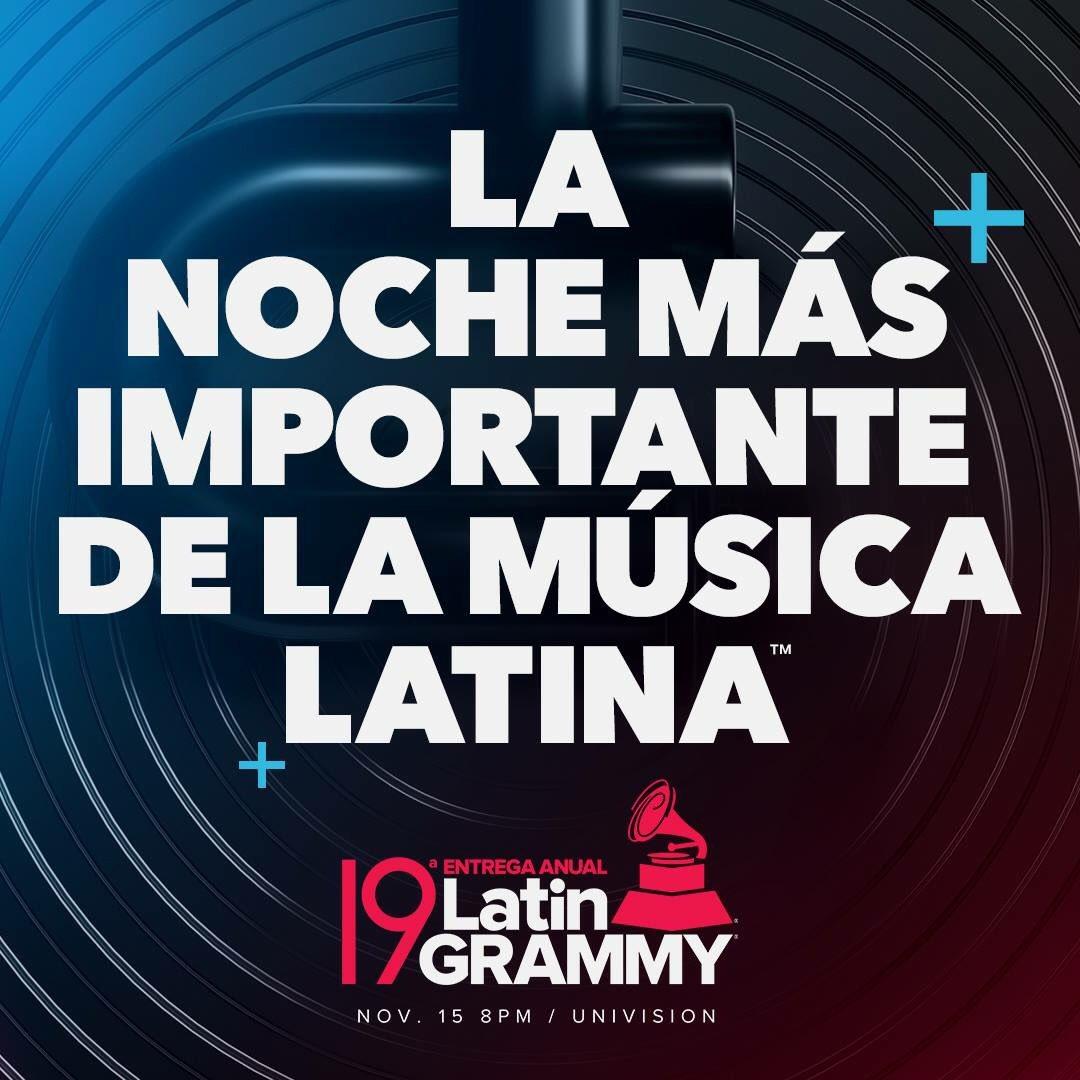 #LatinGRAMMY Latest News Trends Updates Images - LatinGRAMMYs
