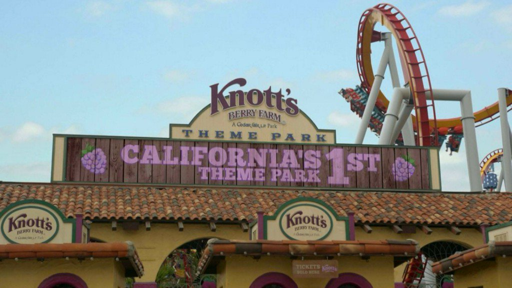 Knott's Berry Farm Will Offer Free Admission to Active Military Personnel, Veterans as 'Tribute Days' Return https://t.co/TAPE50H5Hd