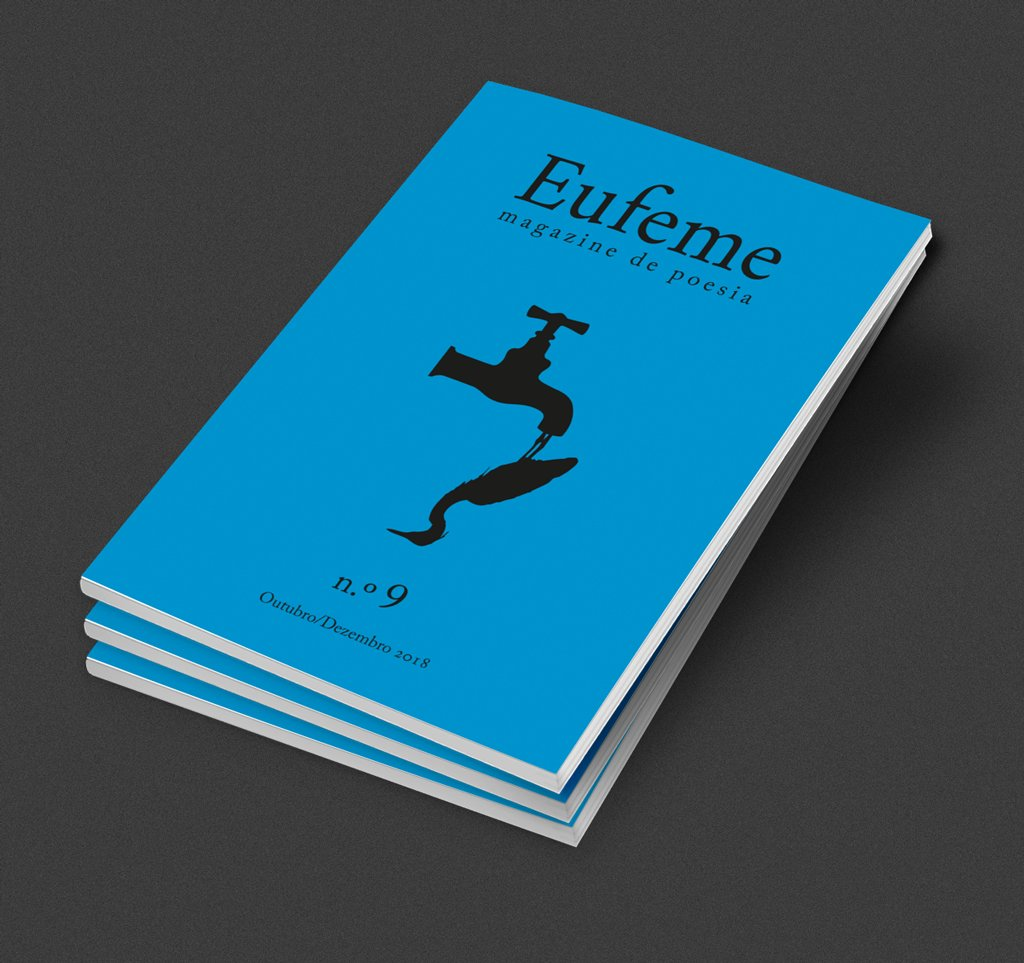 @EufMag Eufeme n.º 9#poesia #poetry #lerpoesia #literatura  - FestivalFocus
