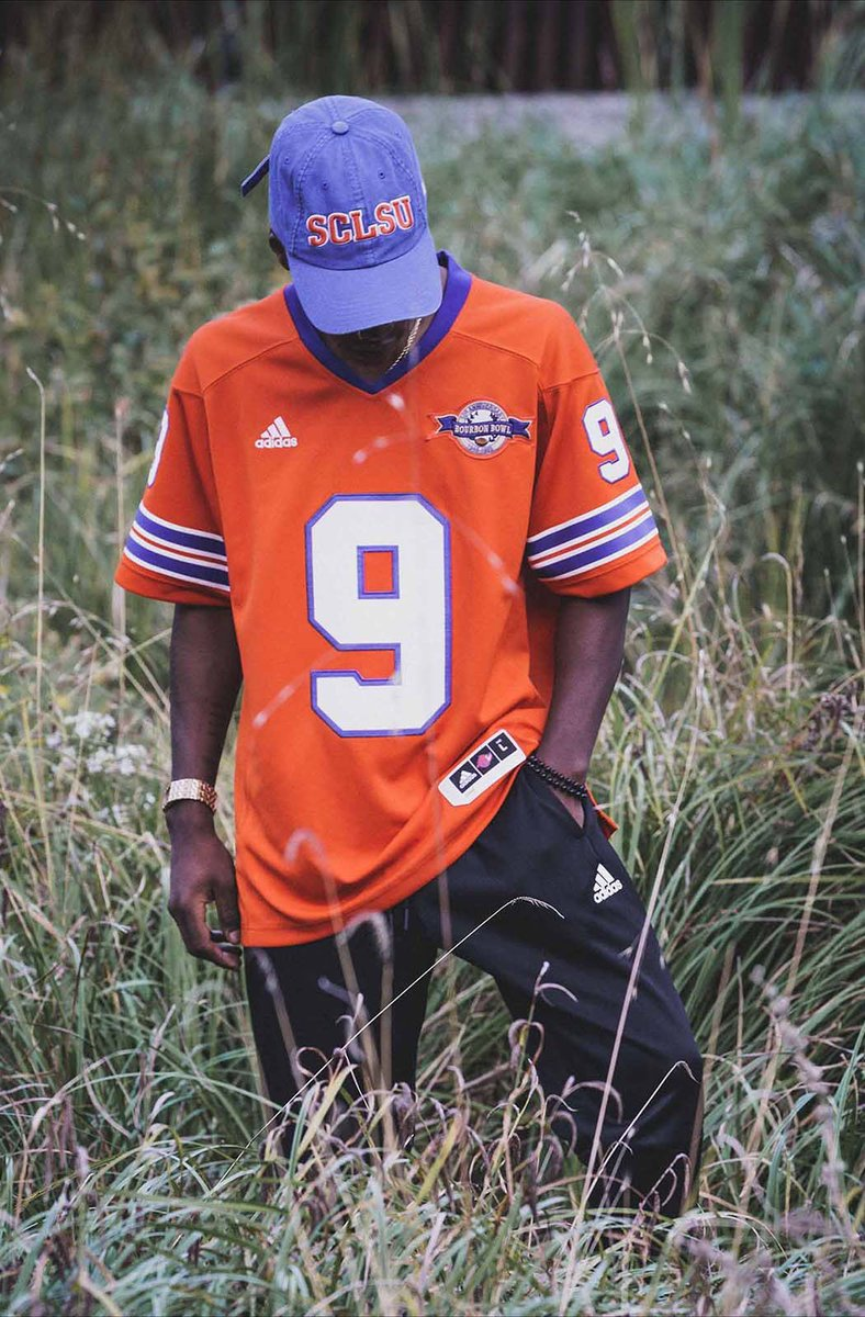 """University Lab High School will wear """"Waterboy"""" inspired uniforms to celebrate the 20th anniversary of the movie"""