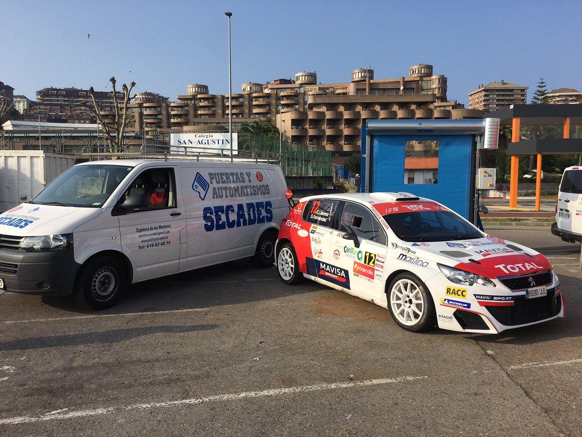 CERA: 39º Rallye Blendio Santander - Cantabria [19-20 Octubre] - Página 3 Dp5obVGXgAIok3s
