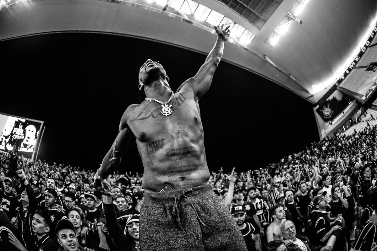 Aqui é Corinthians!  📸 Bruno Teixeira