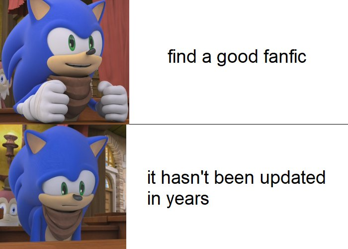Rory On Twitter I Made Sonicboom Meme Templates Feel Free To Use