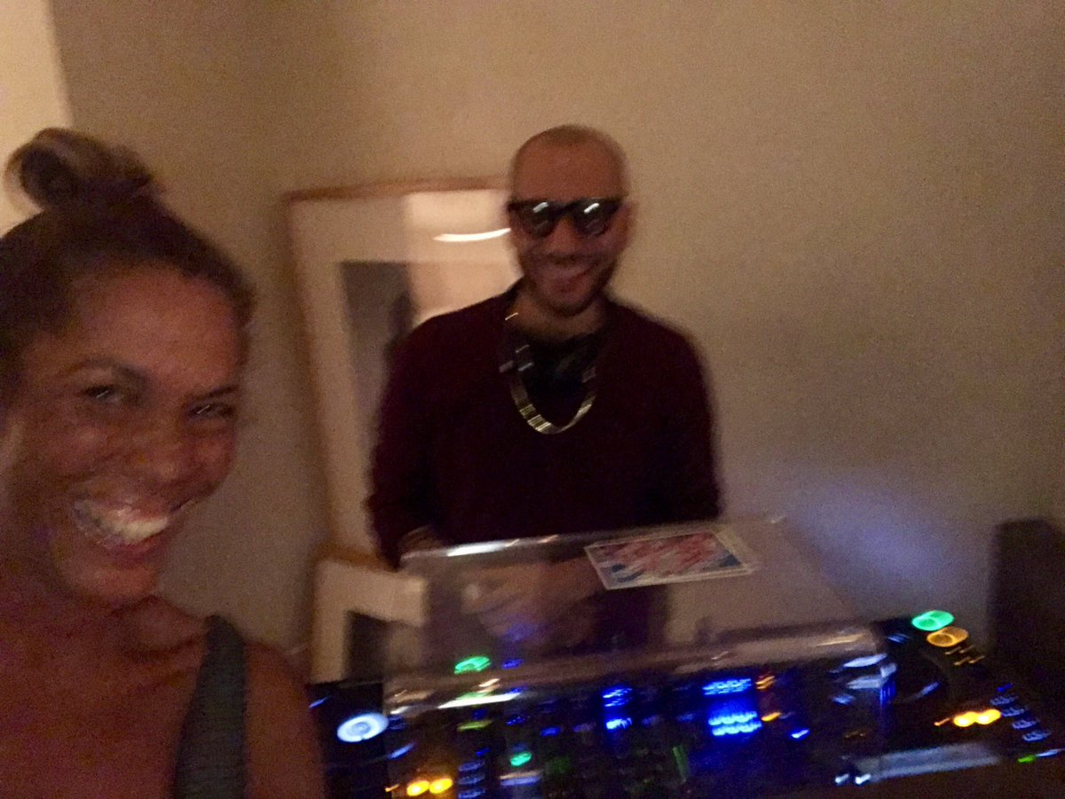 THIS 1! THE best, no really ! Will make u #dance #nyc #dj @uptownnikko @editionhotels #music #abc7ny @abc7ny