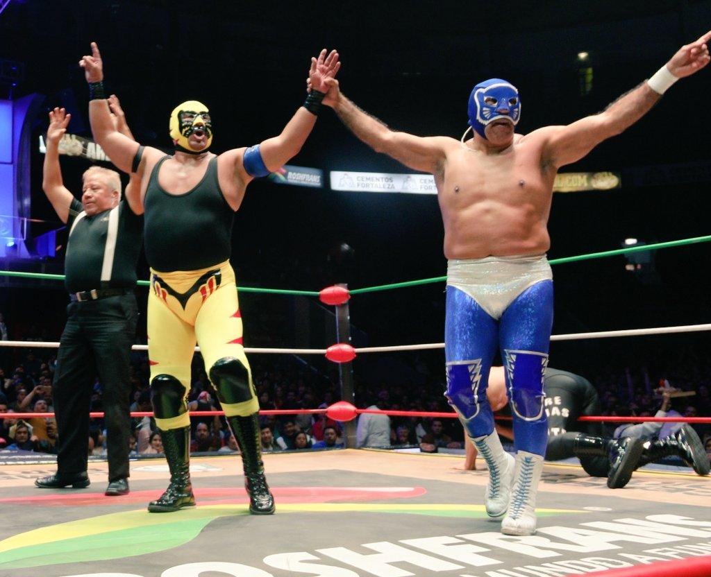 CMLL: Una mirada semanal al CMLL (Del 18 al 24 octubre de 2018) 5