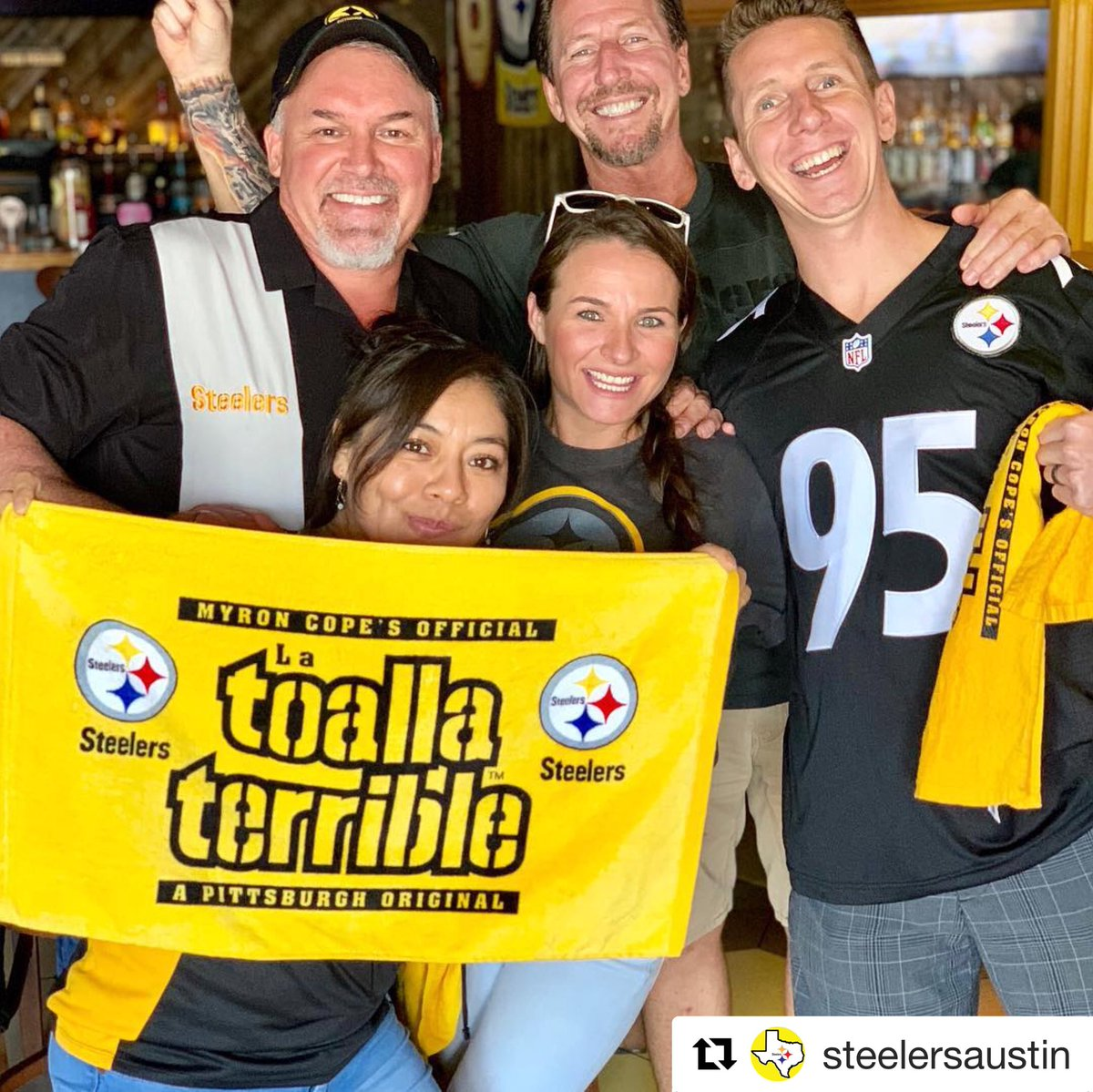 Have a great weekend, #SteelersNation! #FanFriday