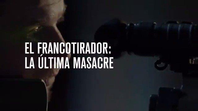 Existen armas letales y él es la más letal de todas. FRANCOTIRADOR: LA ÚLTIMA MASACRE en #MaxPrimeLA. https://t.co/fPuyTN0VSh