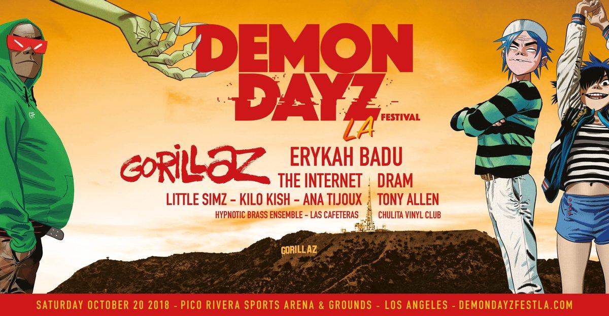 Demon Dayz Festival 2020.Media Tweets By Demon Dayz Festival La Demondayzfest