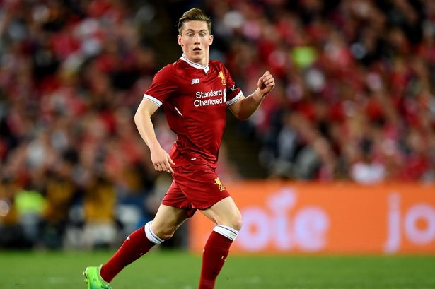 LIVERPOOL LOANEE ON TARGET FOR WALES