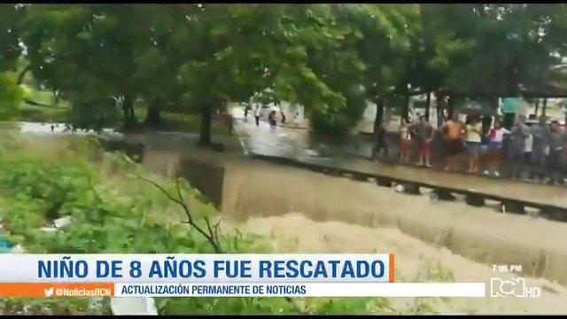 Emergencia esta tarde en Cartagena por fuertes lluvias  Señal en vivo: https://t.co/FRfKblkqGQ https://t.co/CbFkmgoYUv