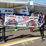 Image for the Tweet beginning: Fun club #PramacRacing #JapaneseGP @MotoGP