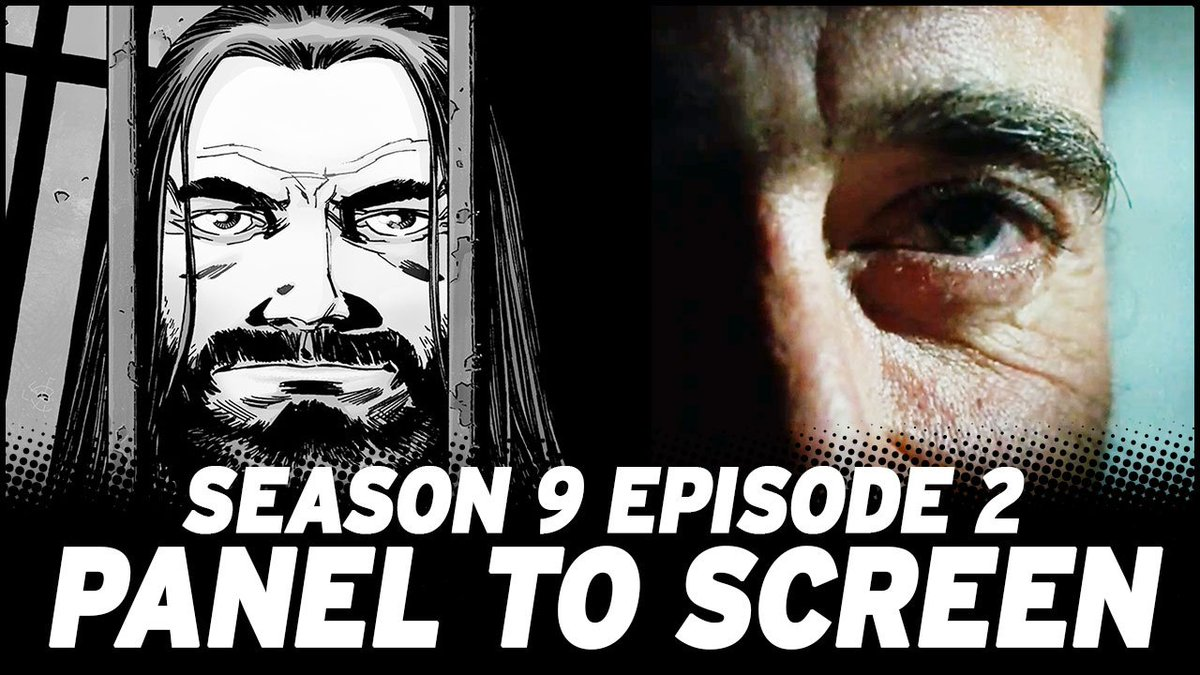Check out how this weeks #WalkingDead compared to @RobertKirkman's comics: bit.ly/902PanelScreen