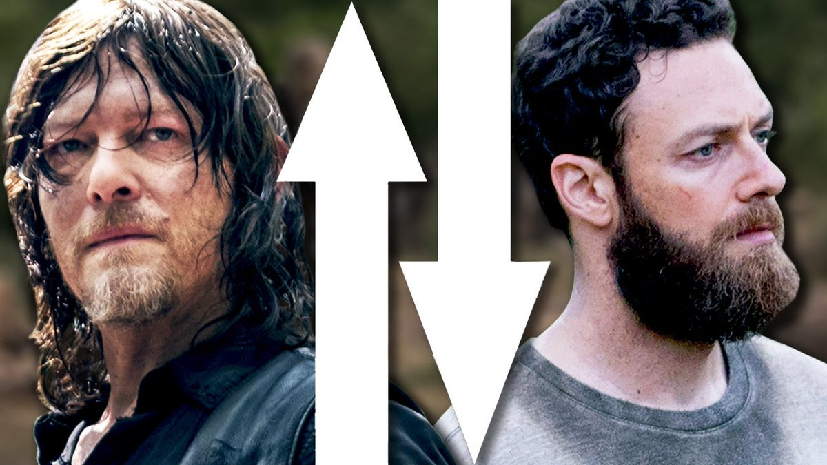 Our #WalkingDead character #PowerRankings are fresh to death! Do you agree with the new list? bit.ly/902Rankings