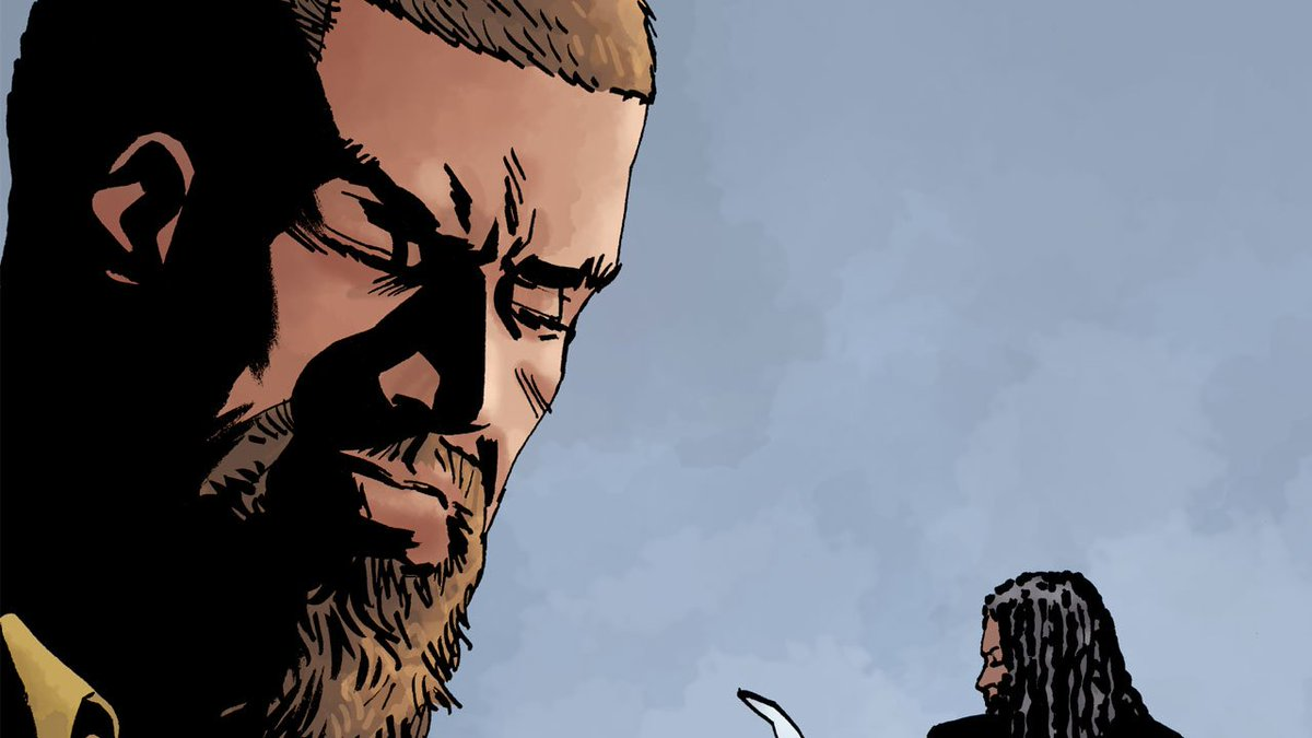 We have your exclusive look at the first #WalkingDead comic cover of 2019: bit.ly/TWD187Cover