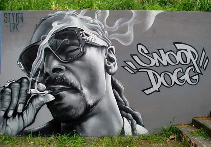 Happy 47 th Birthday Snoop Dogg.....