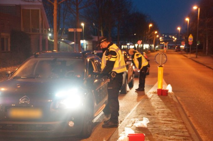Resultaat grote verkeerscontrole in Maassluis https://t.co/6k0Dqk7BhS https://t.co/9KsIPQBxqD