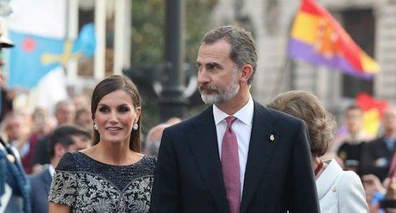 'Asturies nun tien rei': banderas y proclamas republicanas en los Premios Princesa de Asturias https://t.co/ubf5I2OoXS