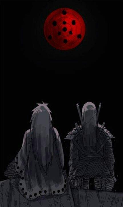 Naruto Wallpapers On Twitter Uchiha Madara E Senju Hashirama