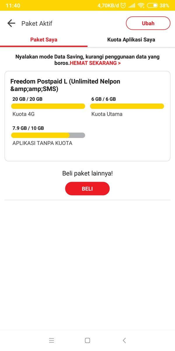 Indosat Ooredoo Care در توییتر Hi Kak Kami Cek Untuk Nomor Xxxx858 Pascabayar Kak Yuk Verifikasi Dulu Ya Kirimkan Via Dm Nama Lengkap Alamat Tagihan Tanggal Lahir Dan Tagihan Terakhir Ya Kak