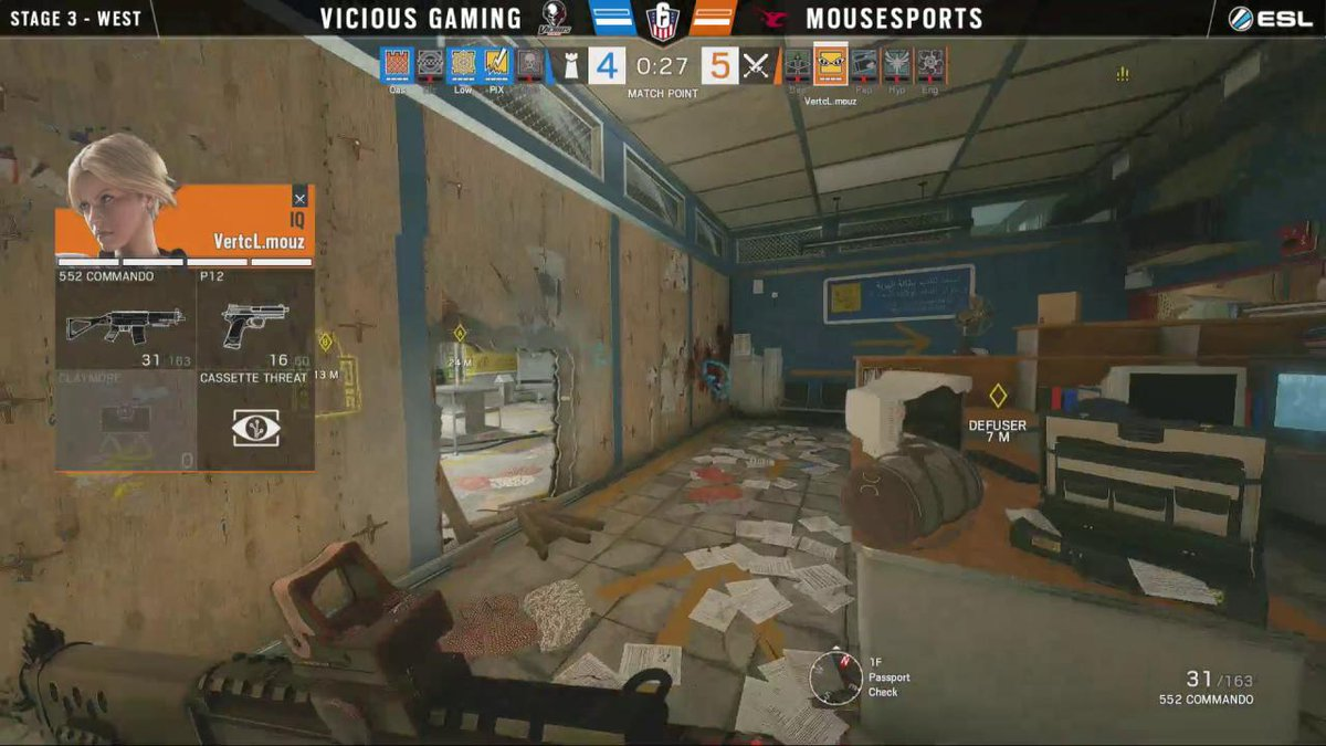 Image for the Tweet beginning: Overtime on map 3! This