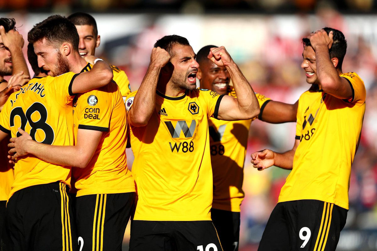 Premier League's photo on #WOLWAT
