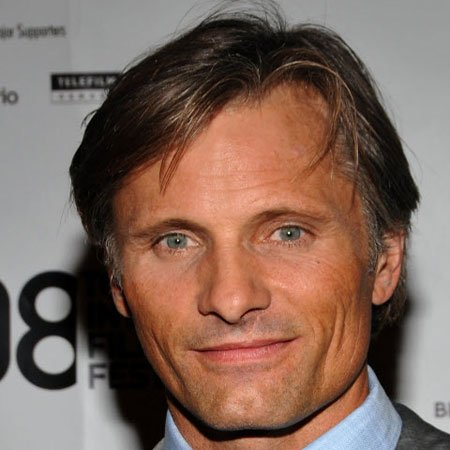 Happy birthday to, Viggo Mortensen!