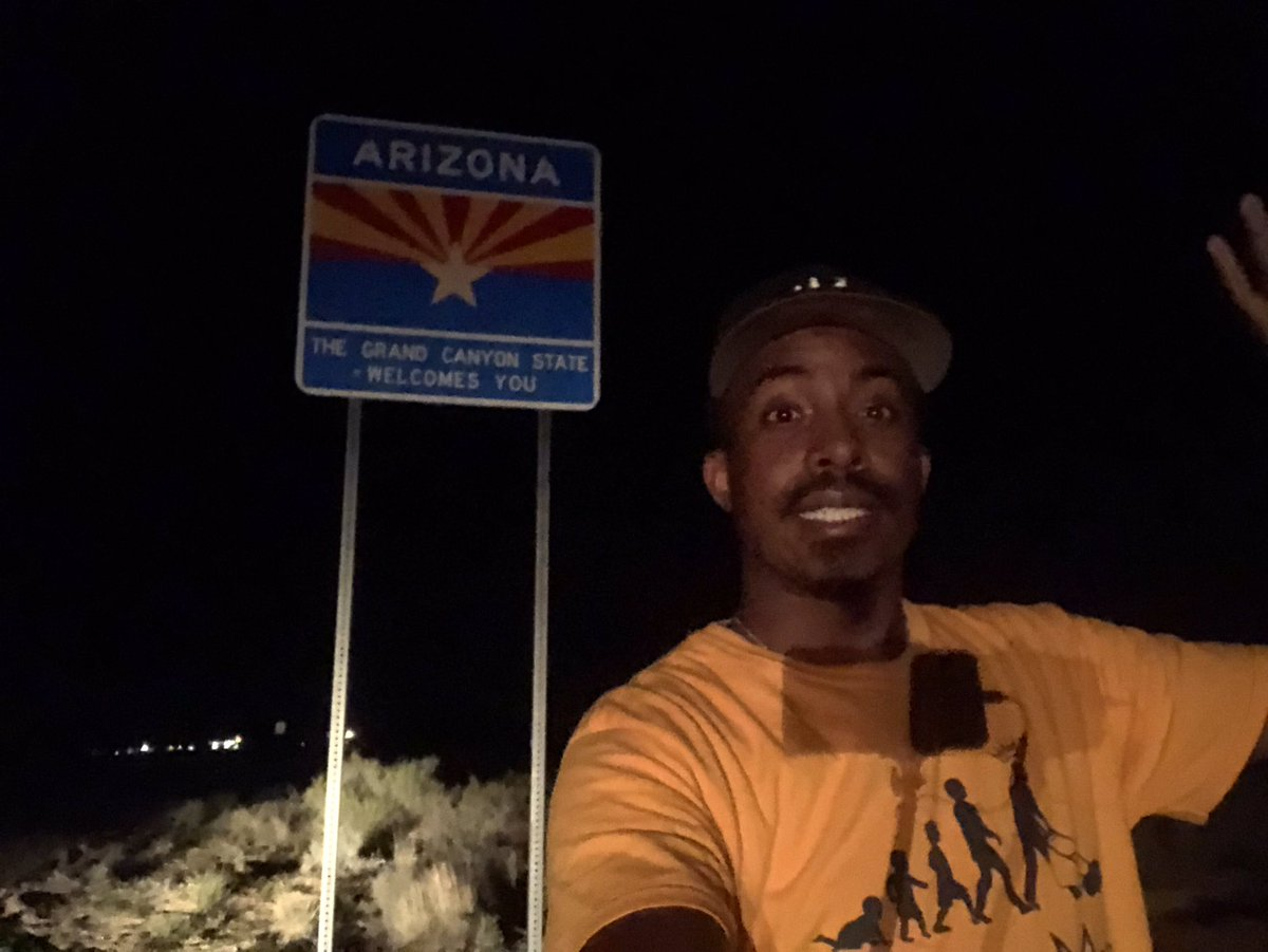 Hello AZ. Headed to Phoenix . Im looking for a lawn there (yes I know I might not be able to find one). If you know of anyone elderly, disabled, a single mom or veteran in need of their lawn mowed for FREE text me. (256)-631-0346. 4 more hr left of this 10 hr drive .