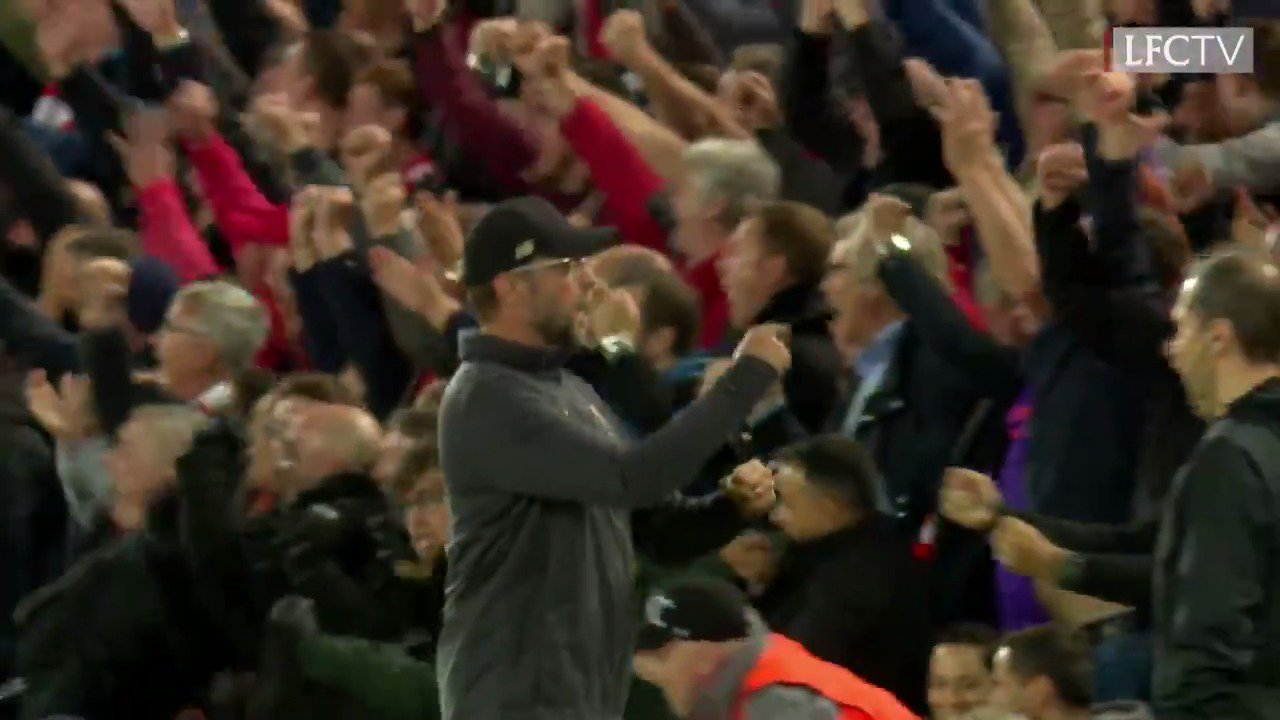 THAT matchday feeling!! ����  #HUDLIV https://t.co/qrpTe35WFX