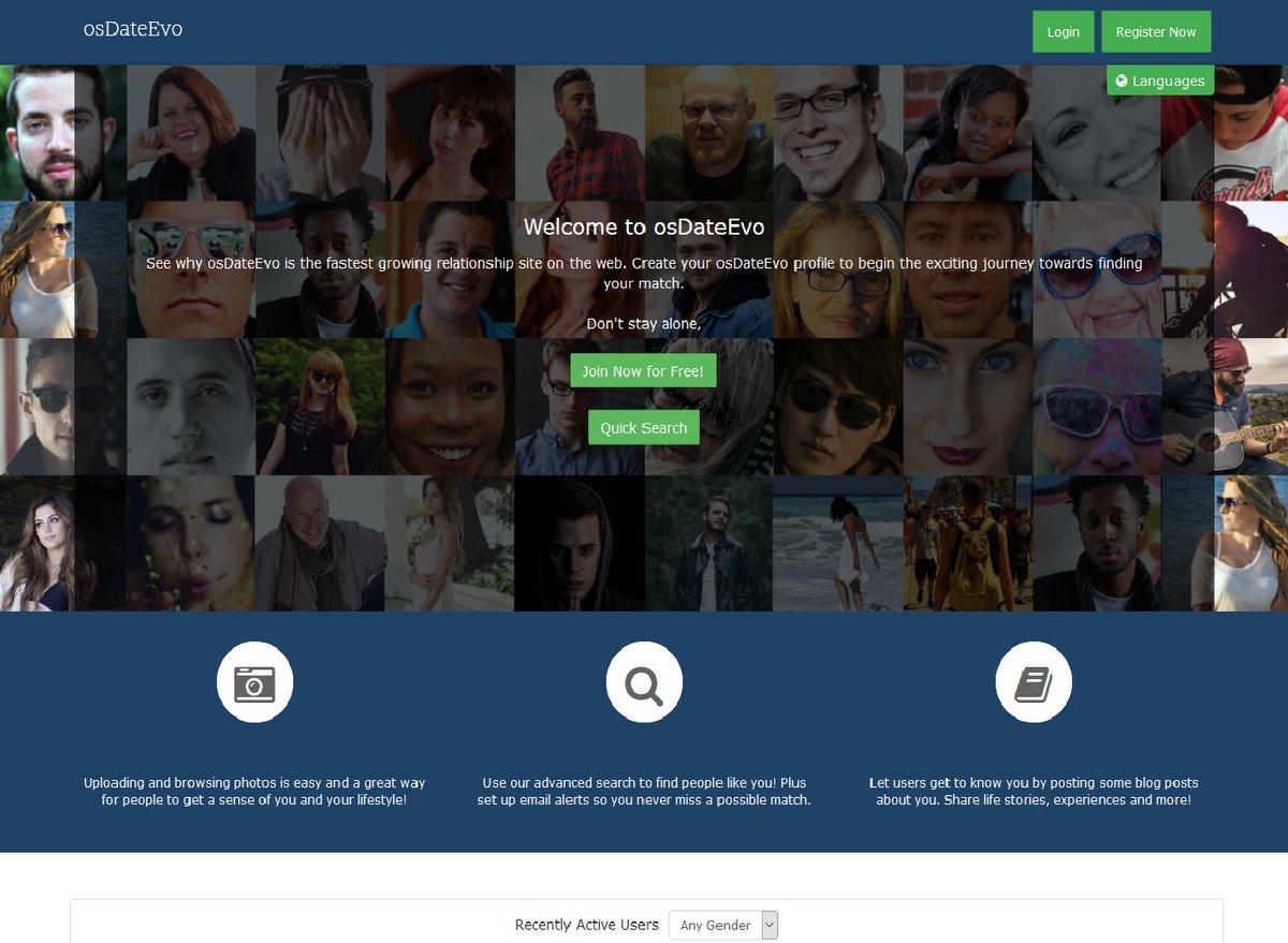Evo website dating