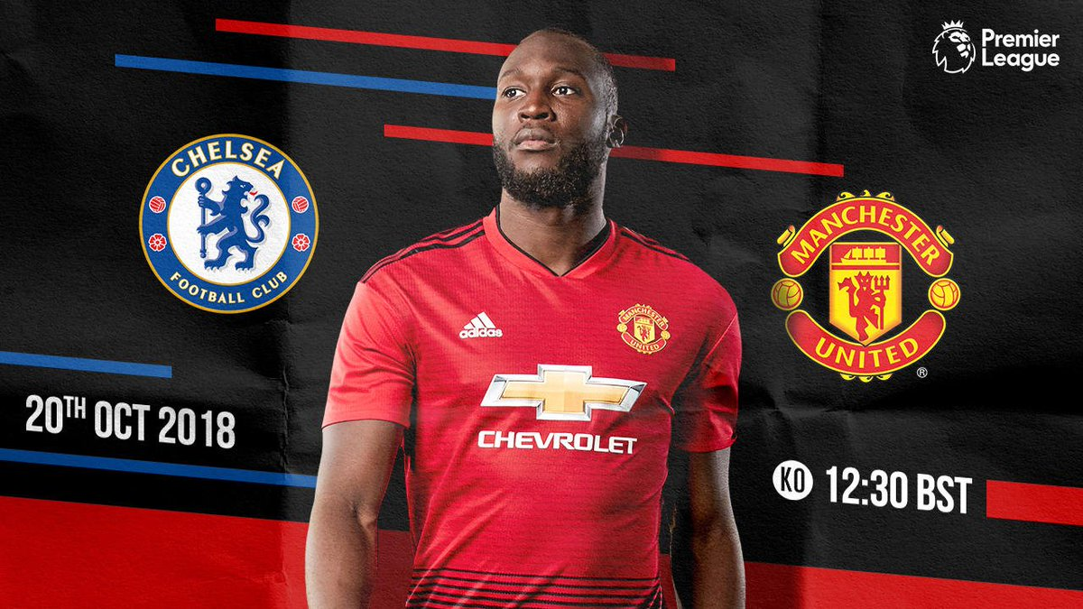 On we go to Stamford Bridge for #CHEMUN! 🔴 #MUFC