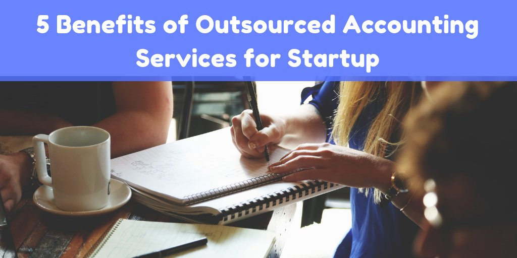 Outsource acounting services for startups