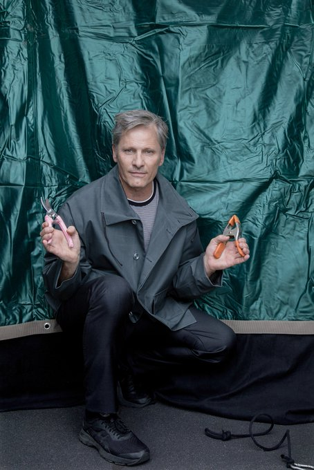 HAPPY 60TH BIRTHDAY VIGGO MORTENSEN