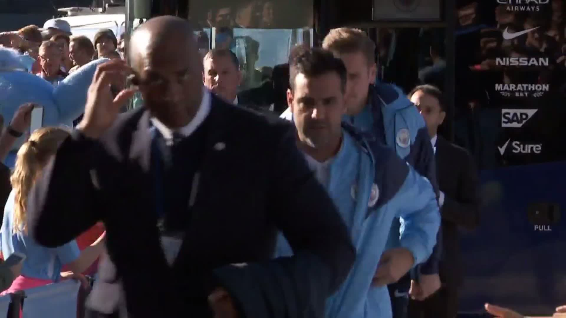Welcome back, boys! Missed ya! ��  #cityvbfc #mancity https://t.co/eh6vhzAnhH