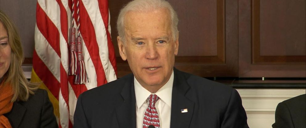 Former Vice President Joe Biden says he's concerned that President Trump 'seems to have a love affair with autocrats' and 'coddles' dictators, including North Korea's Kim Jong Un, Russia's Vladimir Putin and the Saudi ruling family https://t.co/jg0oQ7Bndk