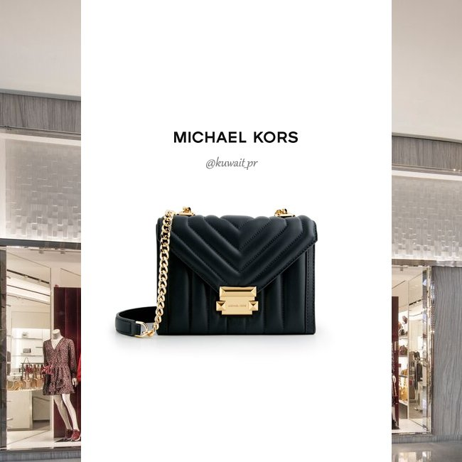7d7f98277fc8 Michael Kors to Introduce a Special-edition Whitney Handbag for the Middle  East! #michaelkors #whitneyhandbag #specialedition #middleeast #fashion ...