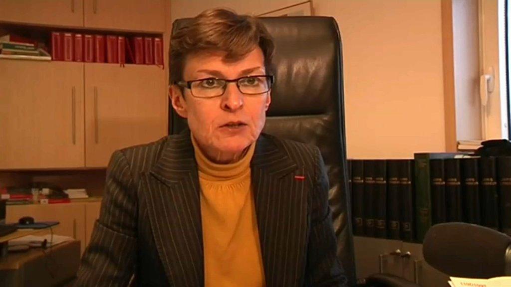 VIDEO - La procureure générale de Paris dénonce le 'coup de force' du camp Mélenchon https://t.co/OGLhZComDg