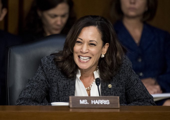 Happy Birthday, Sen. Kamala Harris!