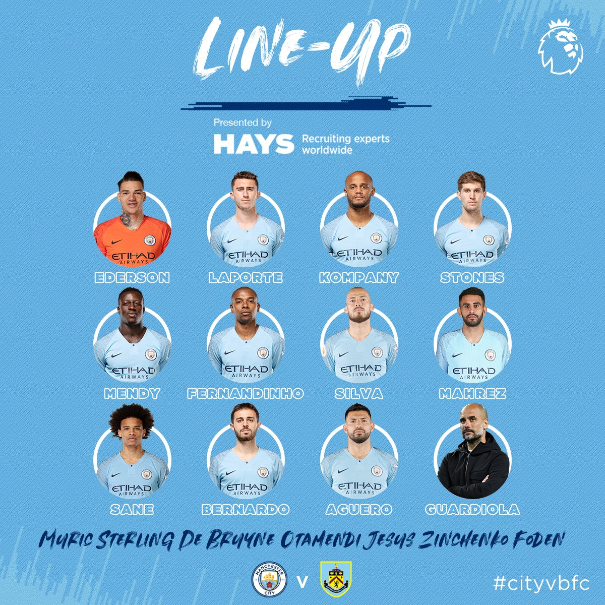 Manchester City's photo on Fernandinho
