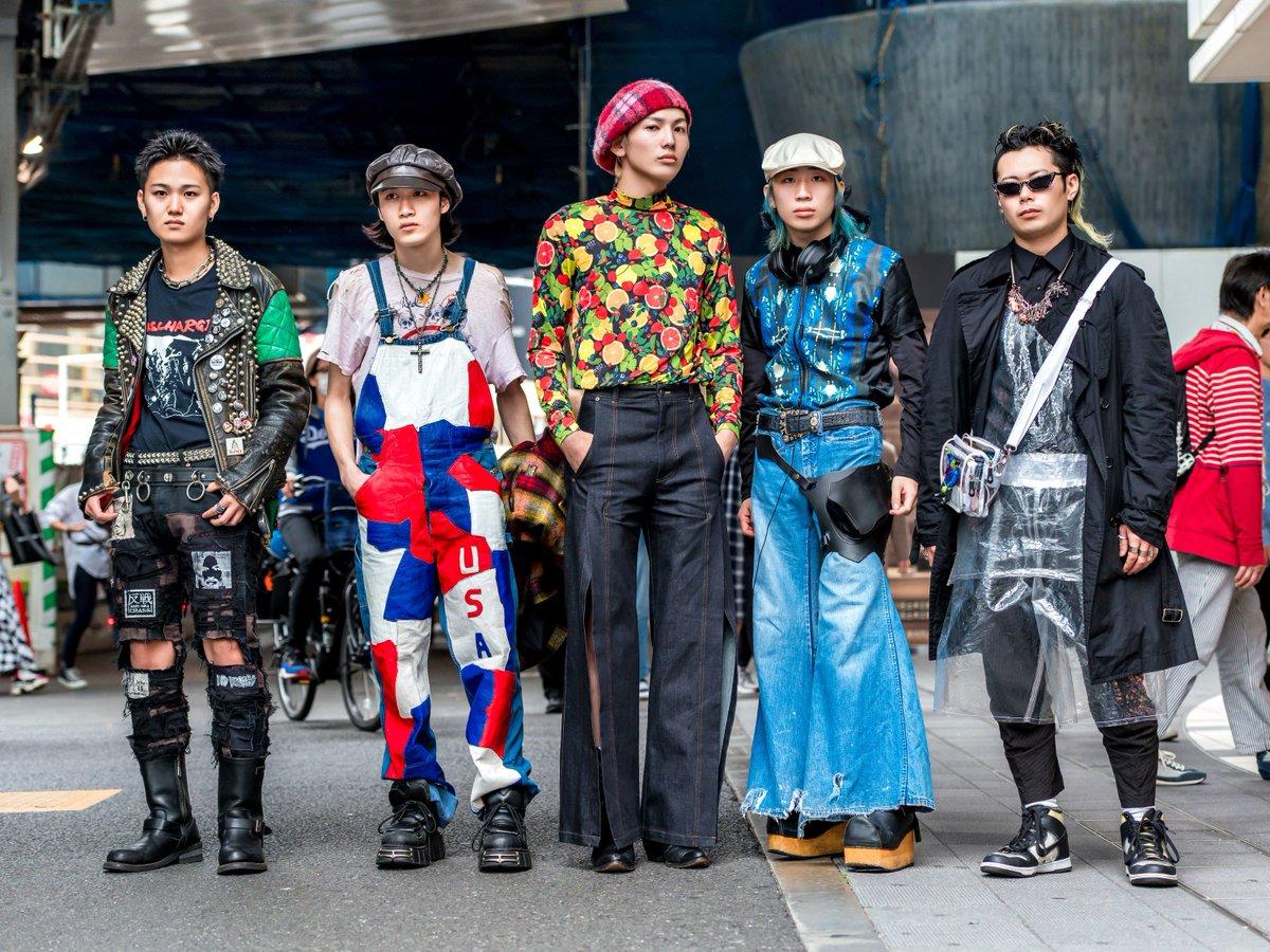 The best street style from Tokyo Fashion Week: https://t.co/vKRfNvxn4C
