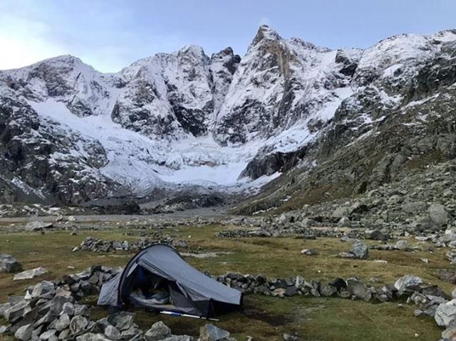 🙌❄️Retour sur l'épisode neigeux de la semaine grâce à 📷 @pinponromain #vignemale #gaube #cauterets #pyrenees merci à lui! #neige