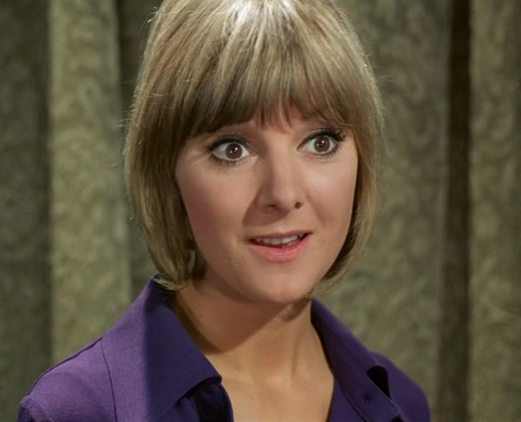 Happy Birthday Anneke Wills, born this day in 1941.